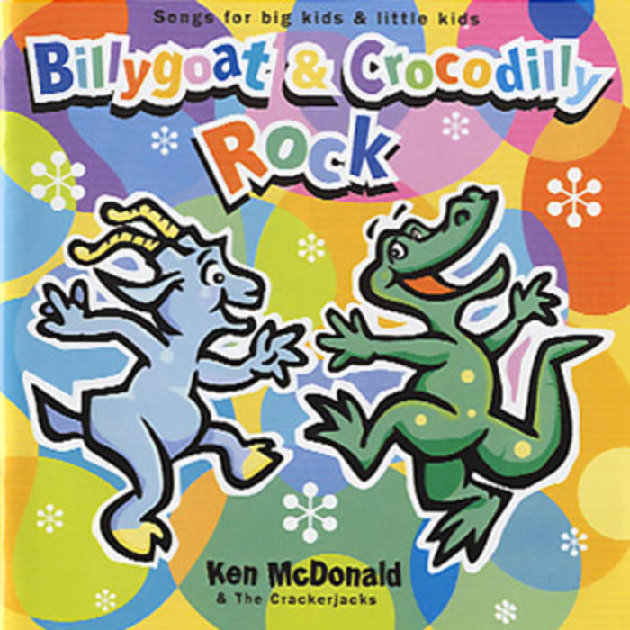 Billgoat and Crocodilly Rock Kids Album